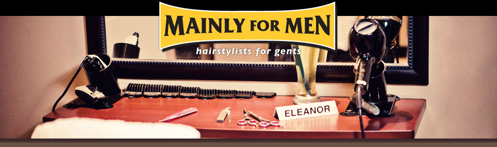 Mainly for Men